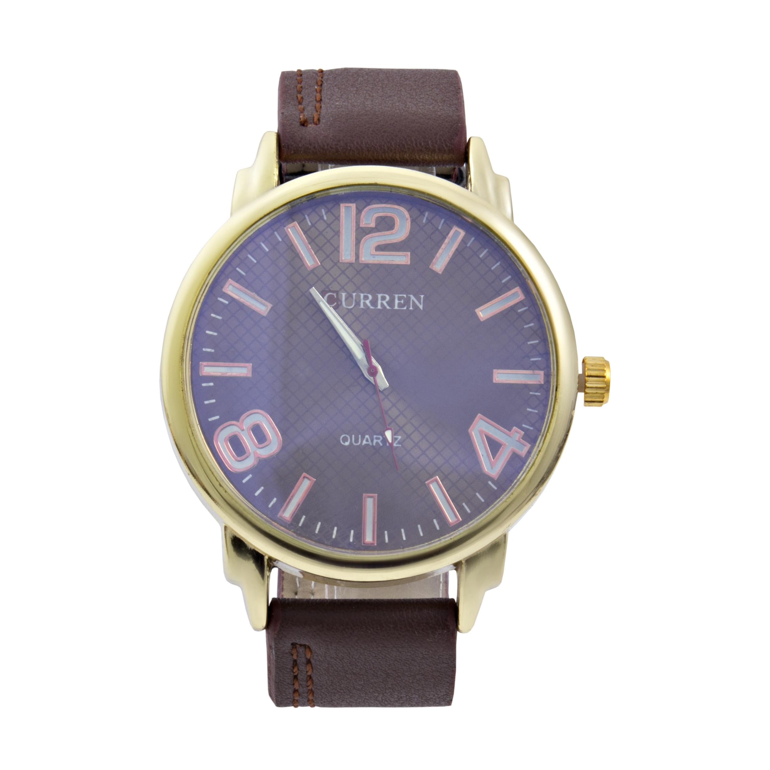 قیمت و خرید                        ساعت مچی عقربه ای مردانه کد WHM_085