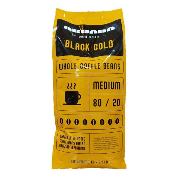 دانه قهوه بلکگلد آروانا - ۱ کیلوگرم