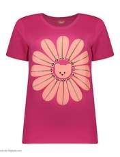 ست تی شرت و شلوارک راحتی زنانه مادر مدل 2041101-66 -  - 3