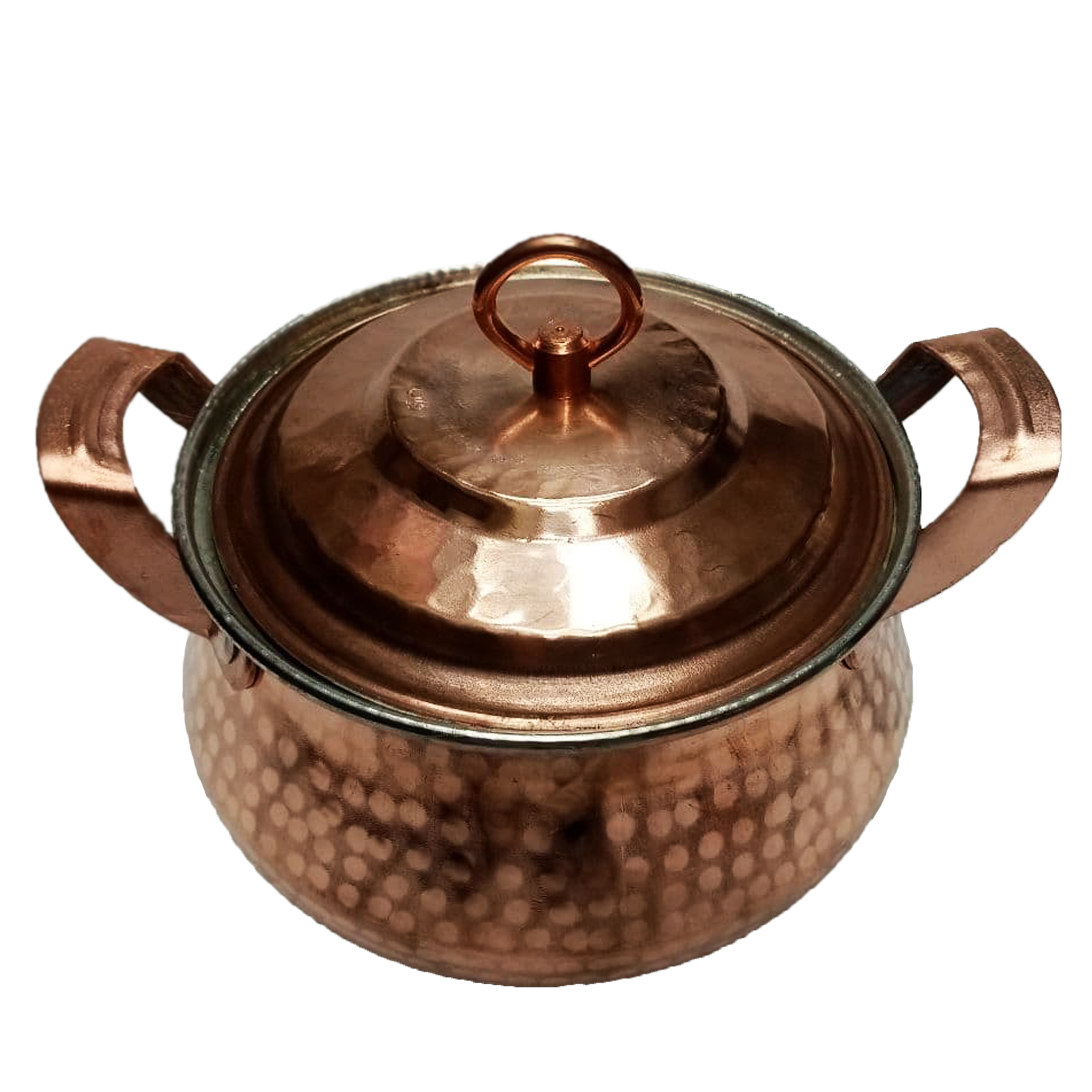 Copper pan, Model M26