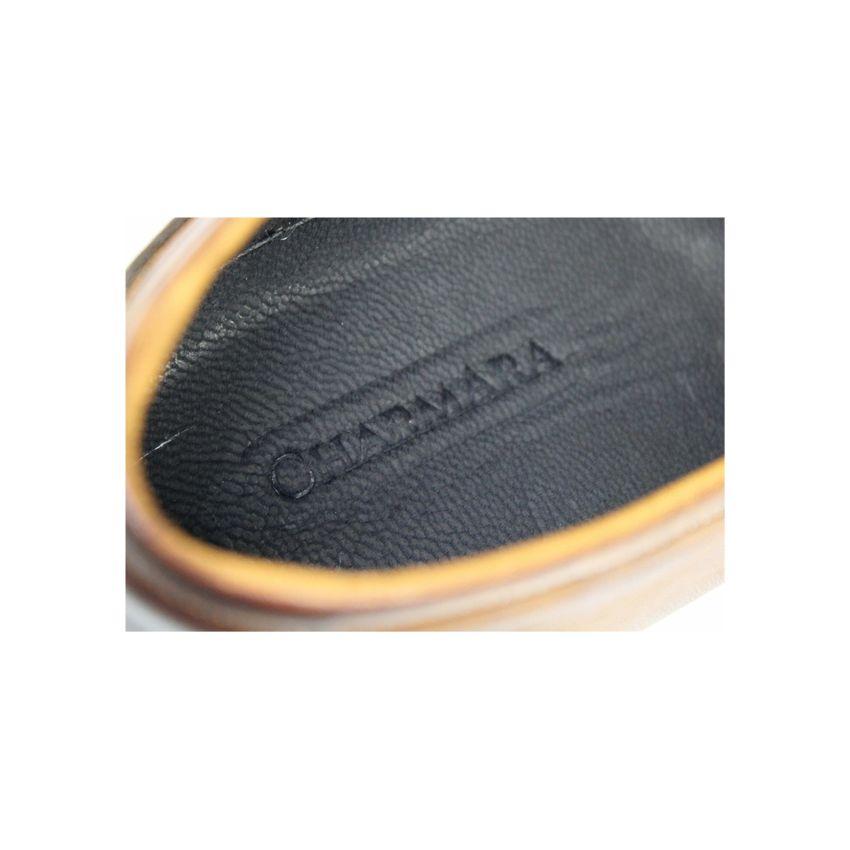 کفش روزمره مردانه چرم آرا مدل sh025  -  - 7