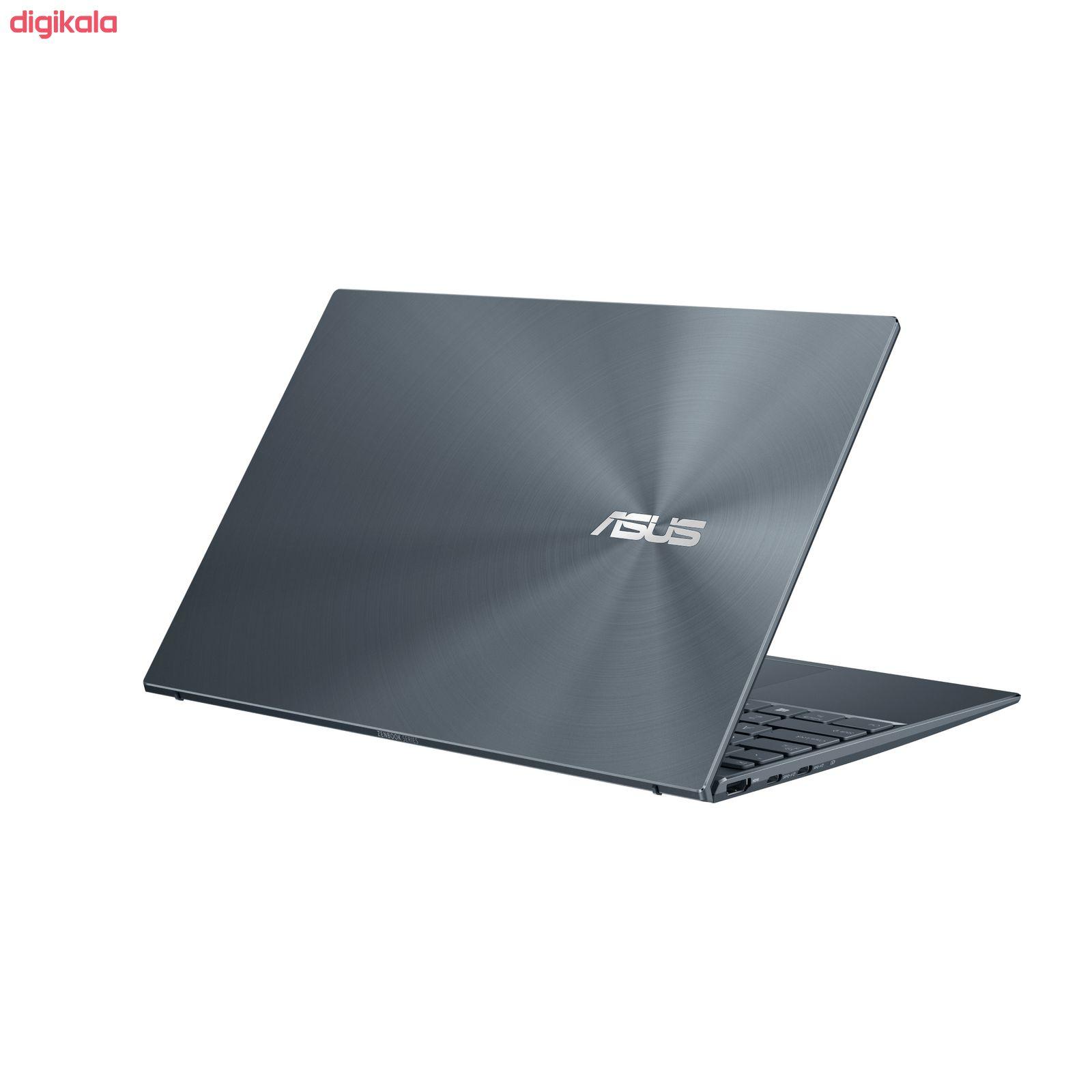 لپ تاپ 14 اینچی ایسوس مدل ZenBook 14 UM425IA-AM091