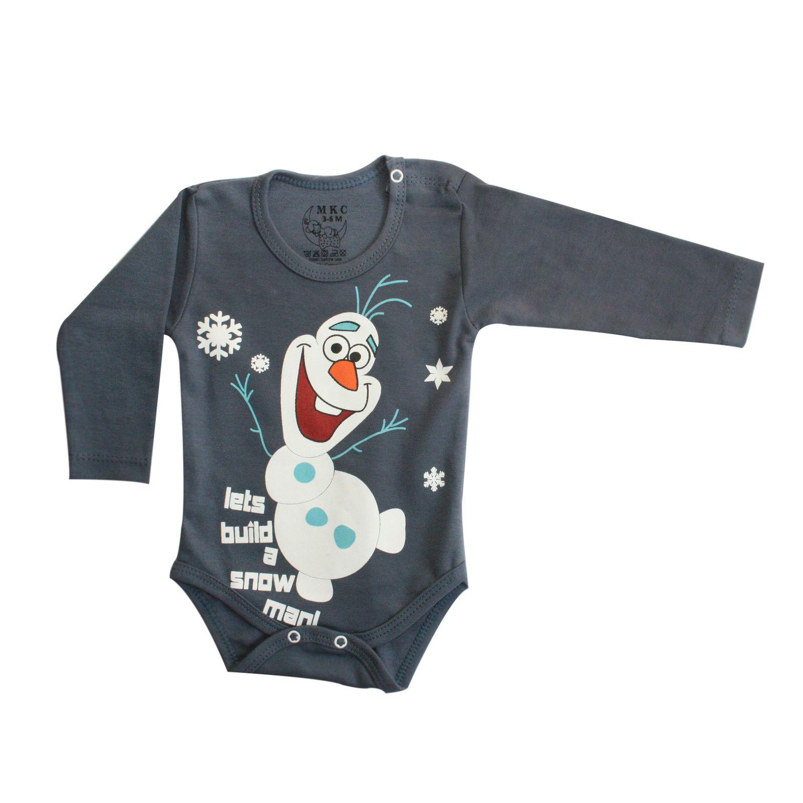 ست بادی و شلوار نوزادی کد 402 -  - 4