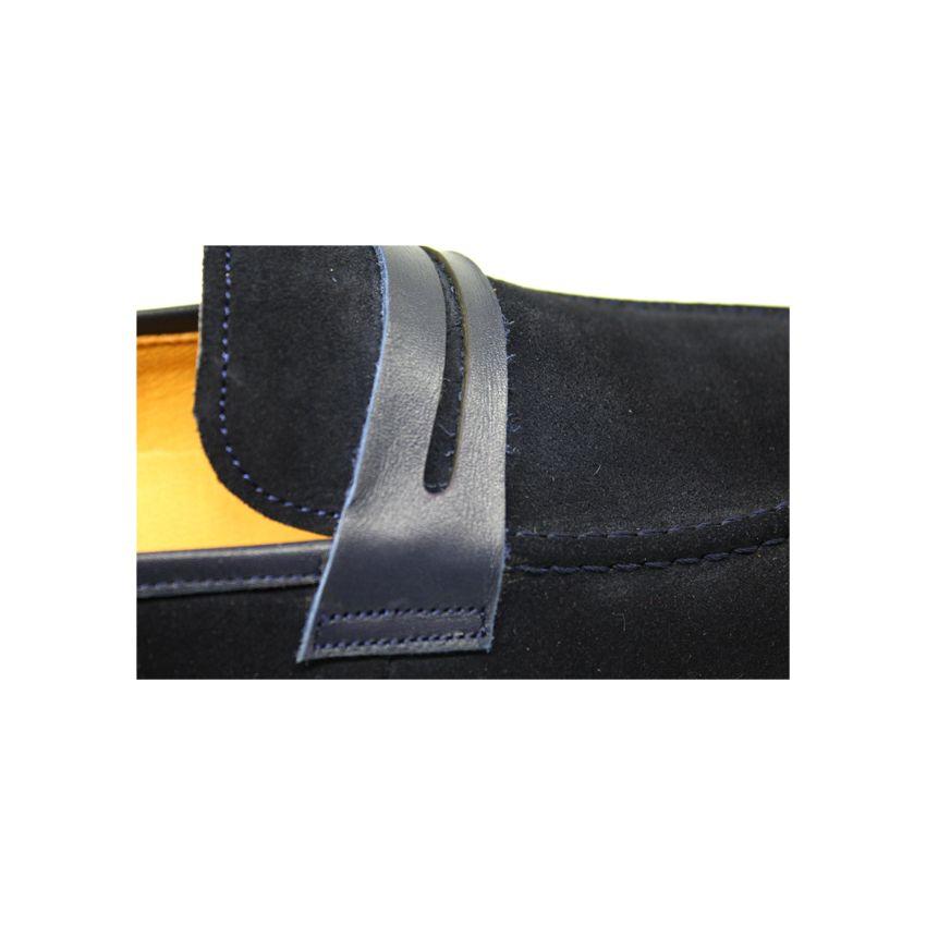 کفش روزمره مردانه چرم آرا مدل sh025 کد so -  - 6