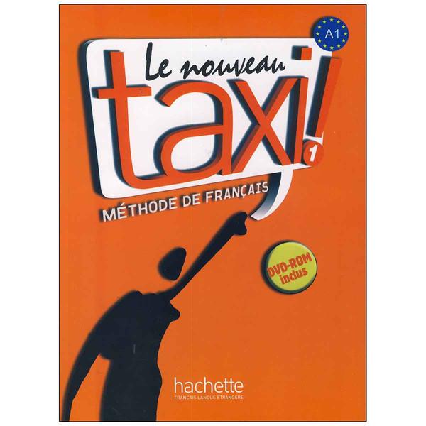 کتاب Taxi 1 اثر Guy Capelle and Robert Menand انتشارات زبان مهر