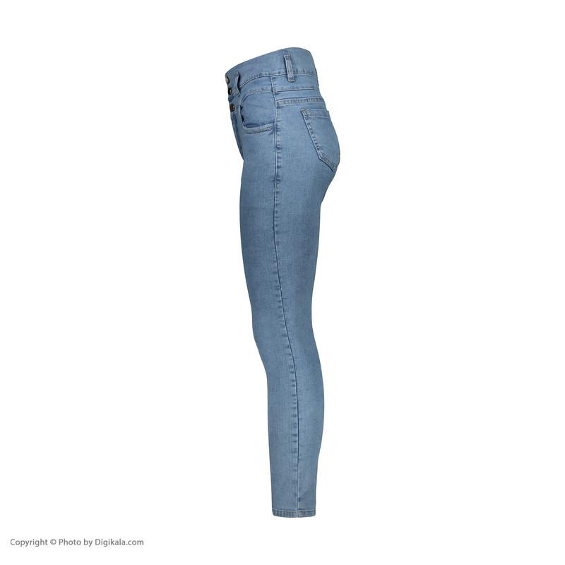 شلوار جین زنانه کیکی رایکی مدل BB3376-100
