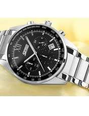 ساعت مچی عقربه ای مردانه اسکمی مدل 96-90 -  - 2