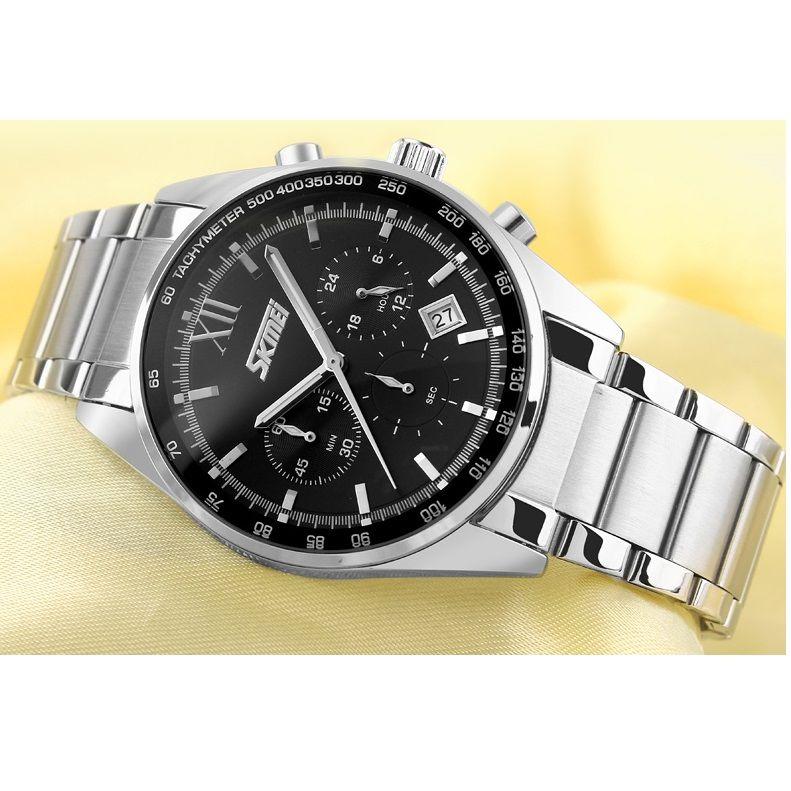 ساعت مچی عقربه ای مردانه اسکمی مدل 96-90 -  - 3