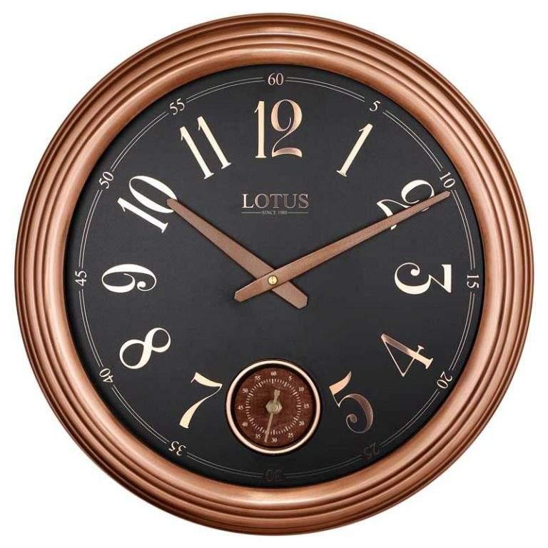 ساعت دیواری لوتوس مدل M-3006