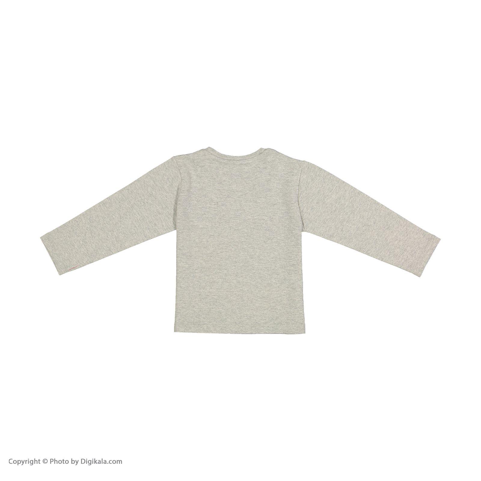 تی شرت پسرانه سون پون مدل 1391364-90 -  - 4