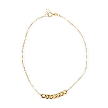 پابند طلا 18 عیار زنانه مایا ماهک مدل MA0125