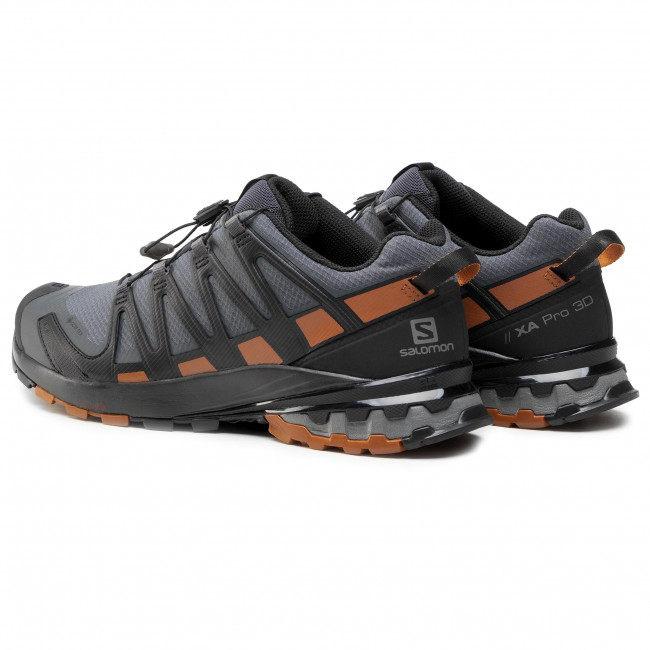 کفش پیاده روی مردانه سالومون مدل 409892