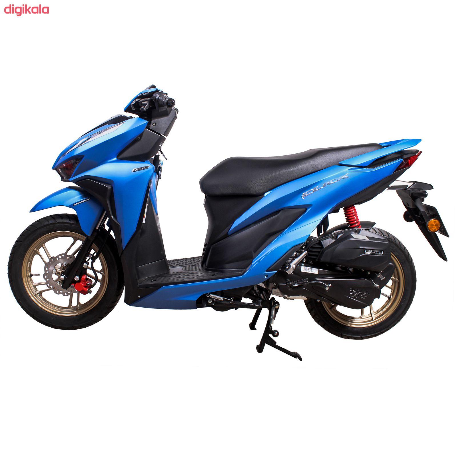 موتورسیکلت هانی مدل کلیک 150 سی سی سال 1399 main 1 2