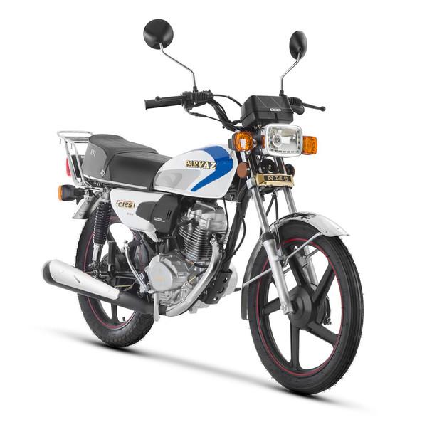 موتور سیکلت پرواز مدل 125 هندلی