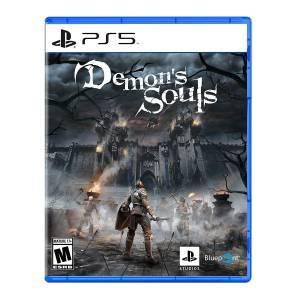 بازی Demon's Souls مخصوص PS5