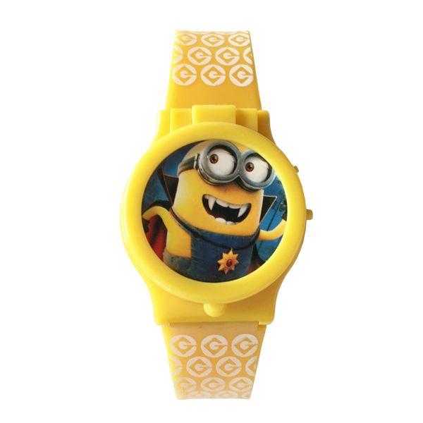 ساعت مچی دیجیتال مدل مینیونز کد DAR.MI0