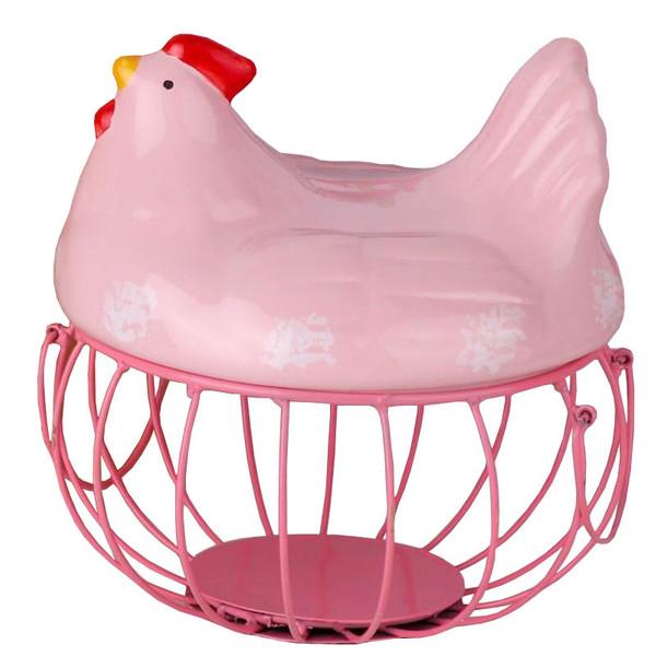 ظرف نگهدارنده تخم مرغ مدل مرغ