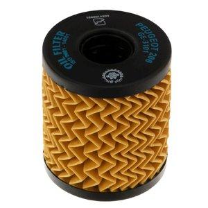 فیلتر روغن رونق فیلتر مدل GE3101-2 مناسب برای پژو 206