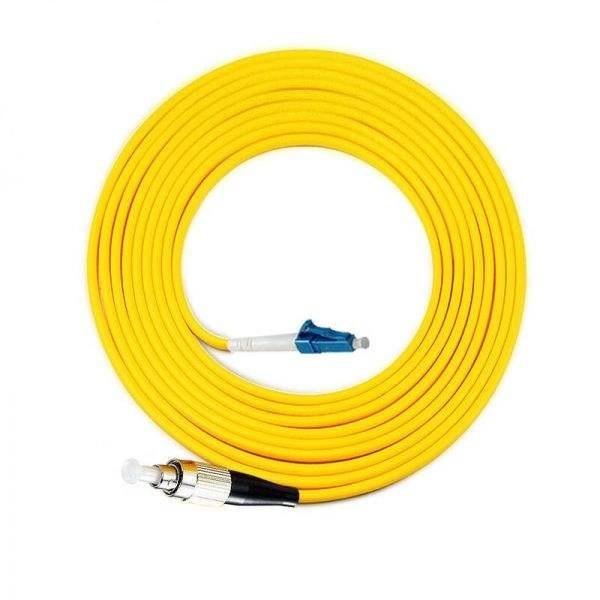 پچ کورد فیبر نوری مدل LC/PC-FC/PC-SM-10m