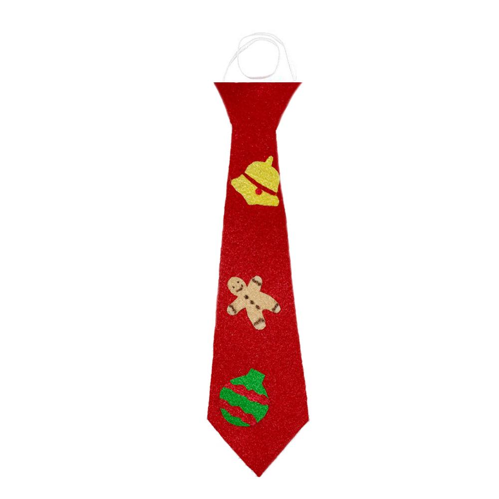 کراوات طرح کریسمس مدل kh27