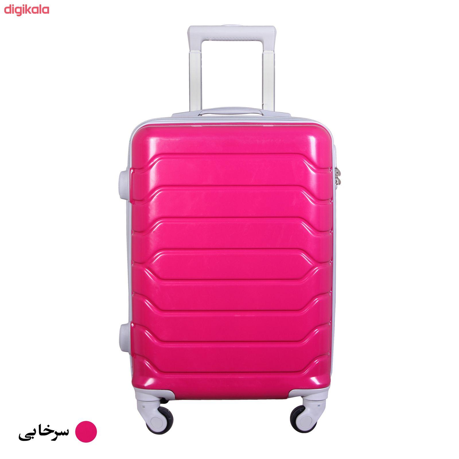 مجموعه سه عددی چمدان مدل 20020 main 1 5