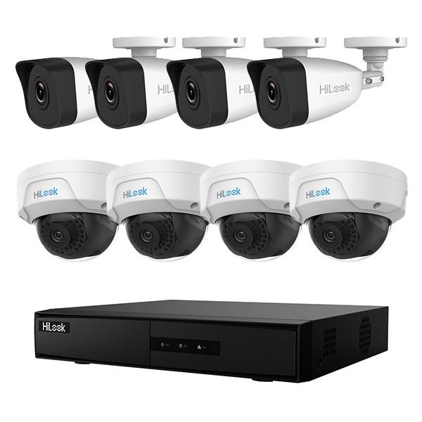 سیستم امنیتی هایلوک مدل NVR-108MH-D