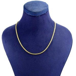 زنجیر طلا 18 عیار زنانه کانیار گالری مدل ZT1