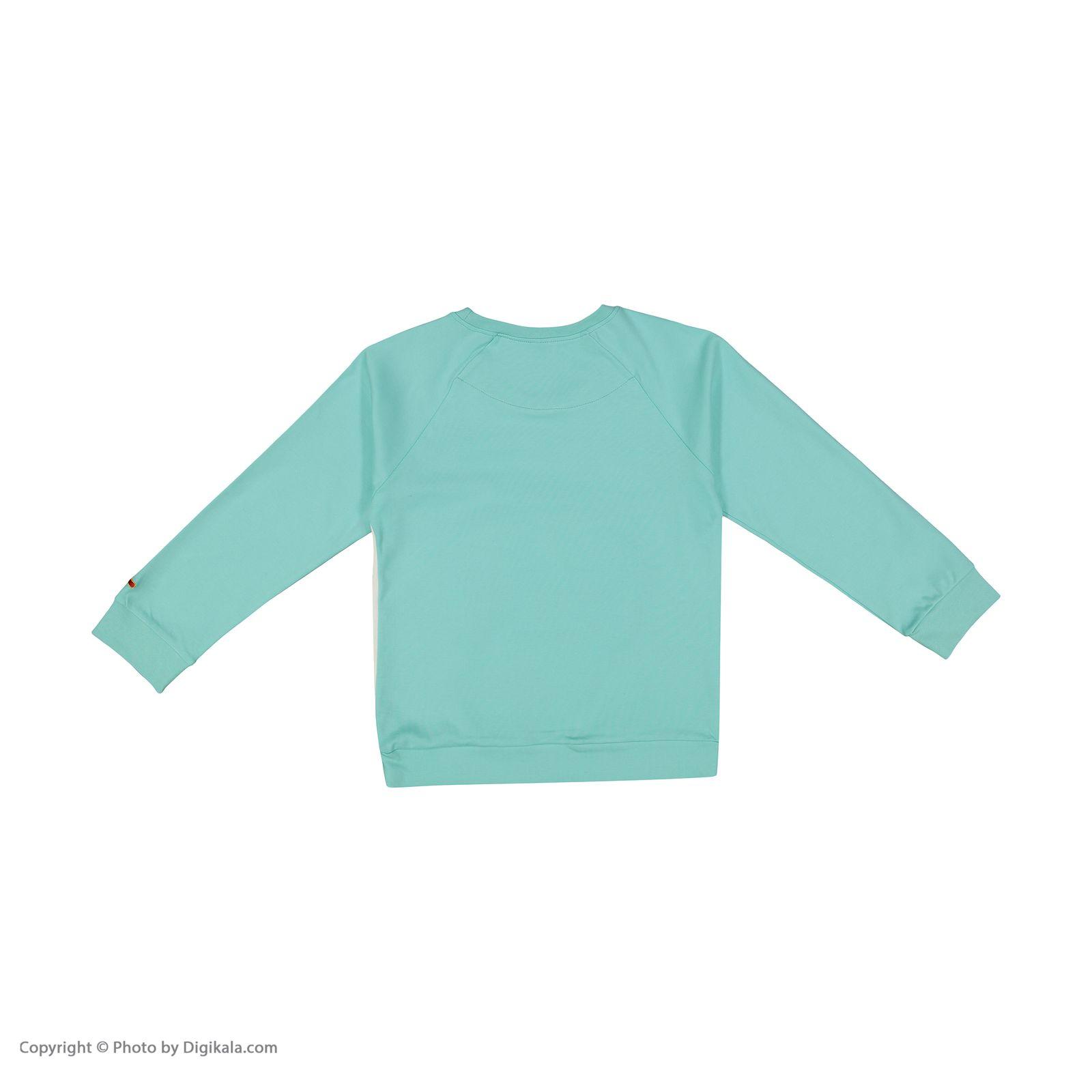 ست تی شرت و شلوار دخترانه مادر مدل 304-54 main 1 7