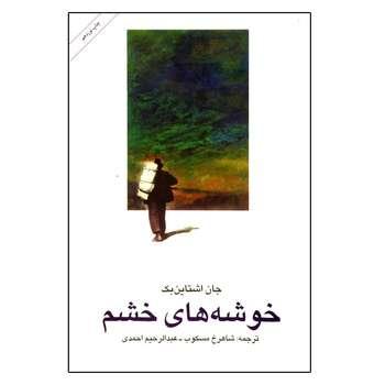 کتاب خوشه های خشم اثر جان اشتاین بک نشر امیر کبیر