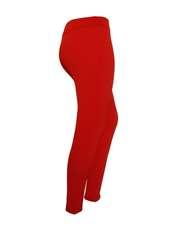 لگینگ زنانه مدل ۱۰۳ رنگ قرمز -  - 2