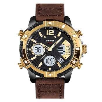 ساعت مچی عقربه ای مردانه اسکمی مدل 1618G