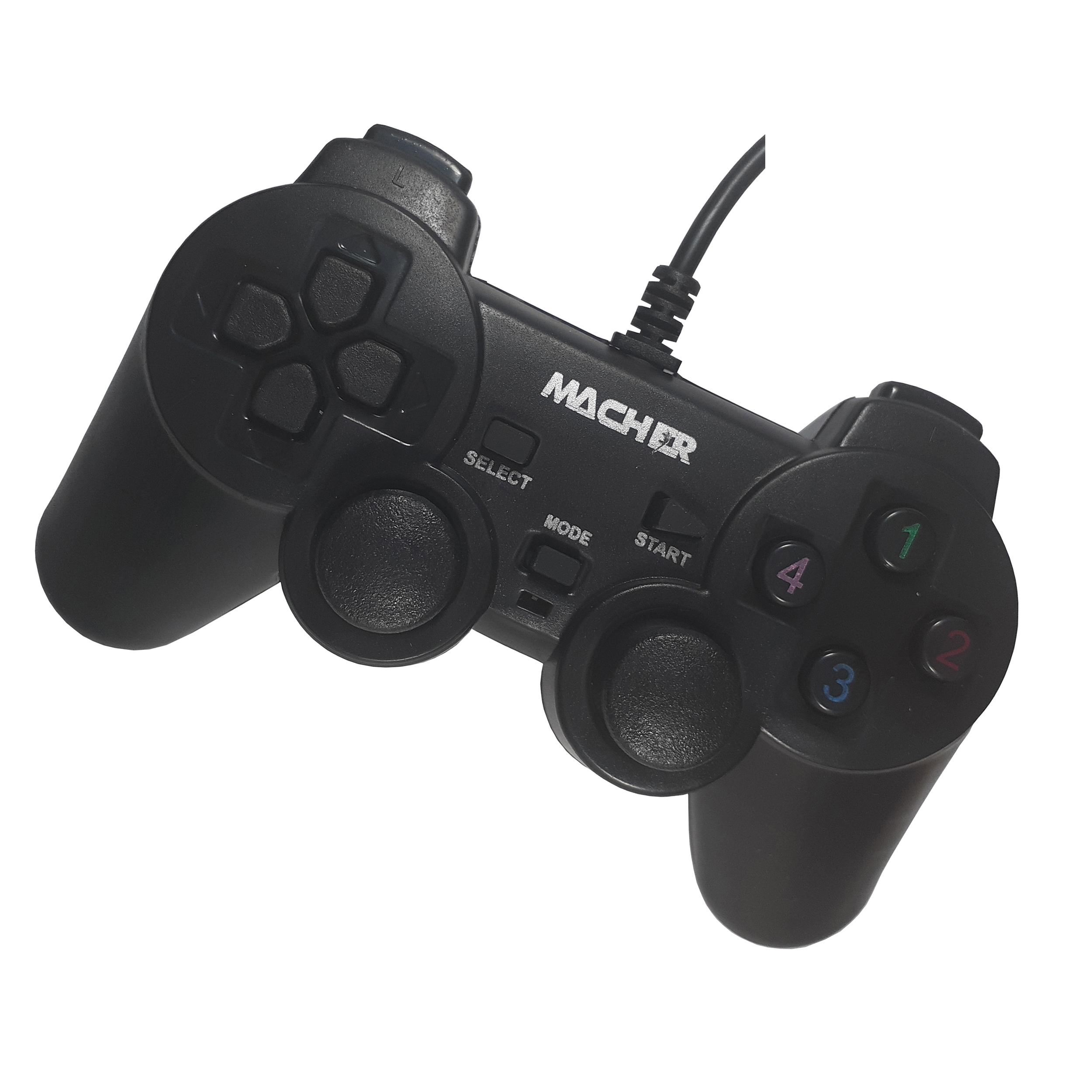 دسته بازی ماچر مدل MR-57