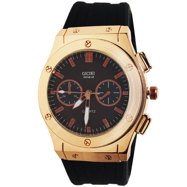 ساعت مچی عقربه ای مردانه گیکی مدل GK-001