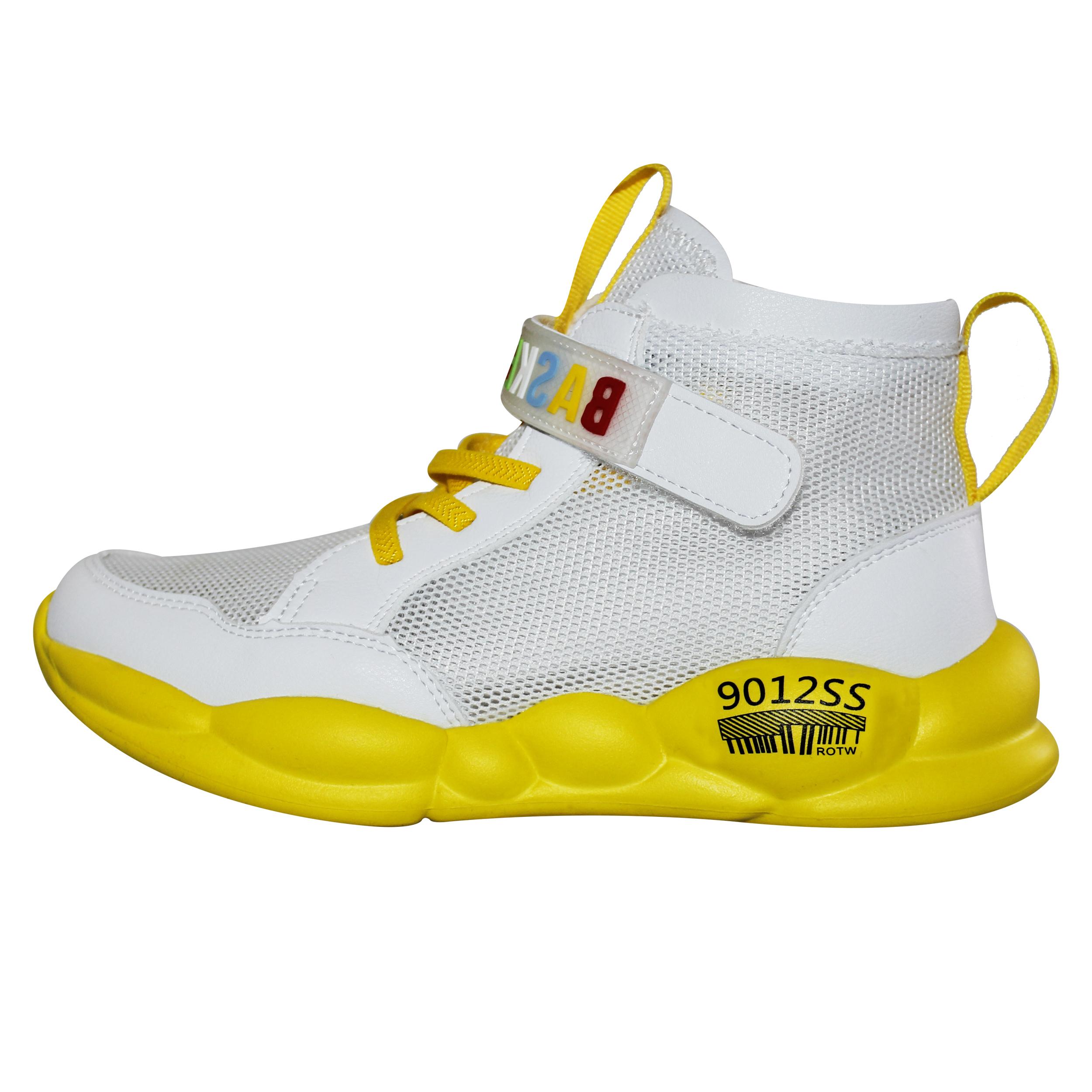 کفش بسکتبال دخترانه کد 9023SS