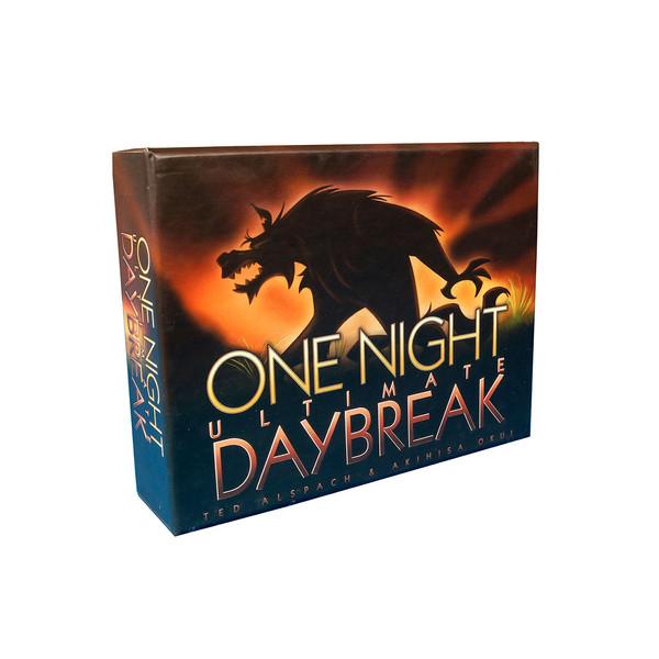 بازی فکری مدل One Night Ultimate Daybreak