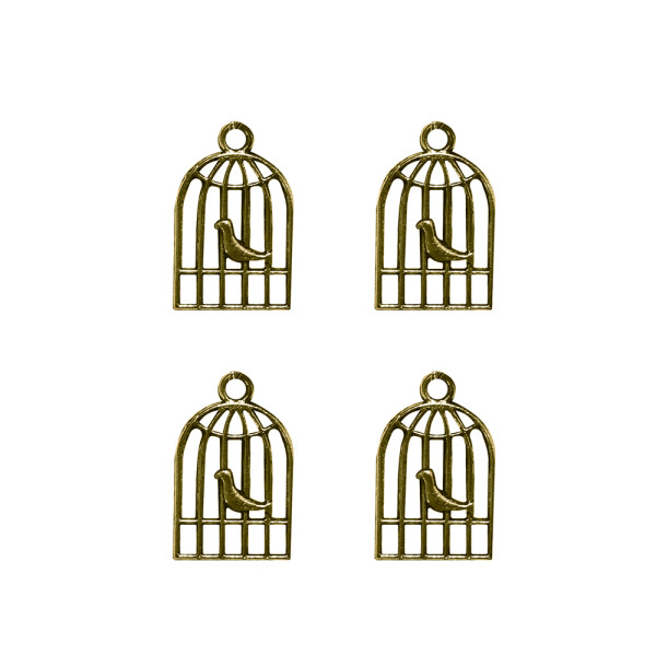 آویز دستبند کد015 بسته 4 عددی