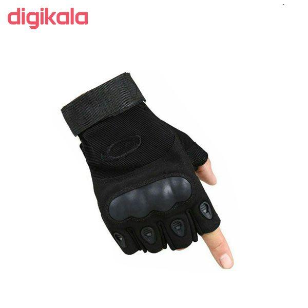 دستکش ورزشی اوکلی مدل d2 main 1 6
