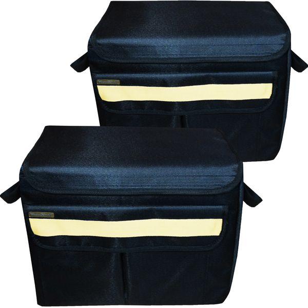 کیف نظم دهنده صندوق عقب خودرو نیازشاپ مدل NP302بسته 2 عددی
