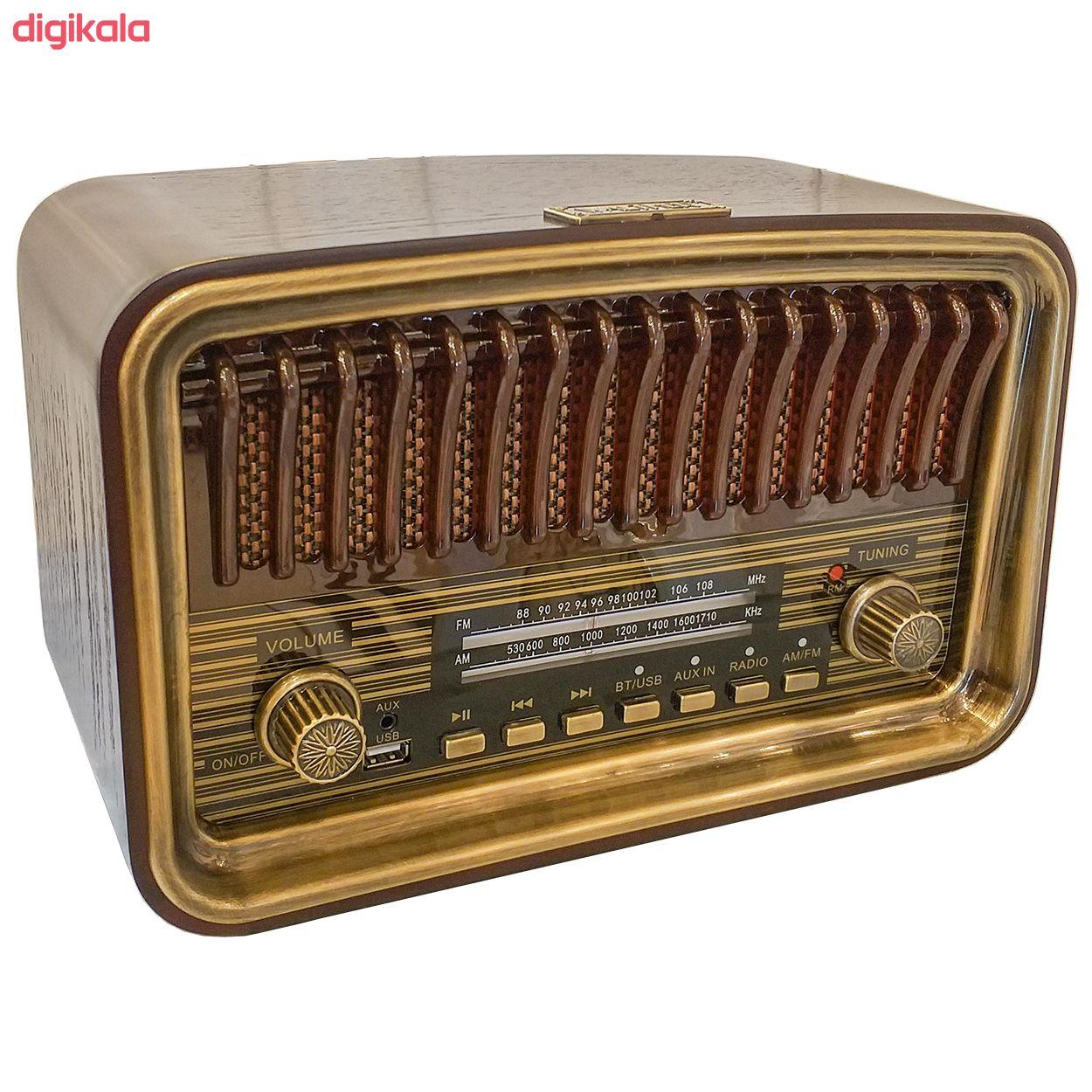 رادیو والتر مدل R-160 main 1 1