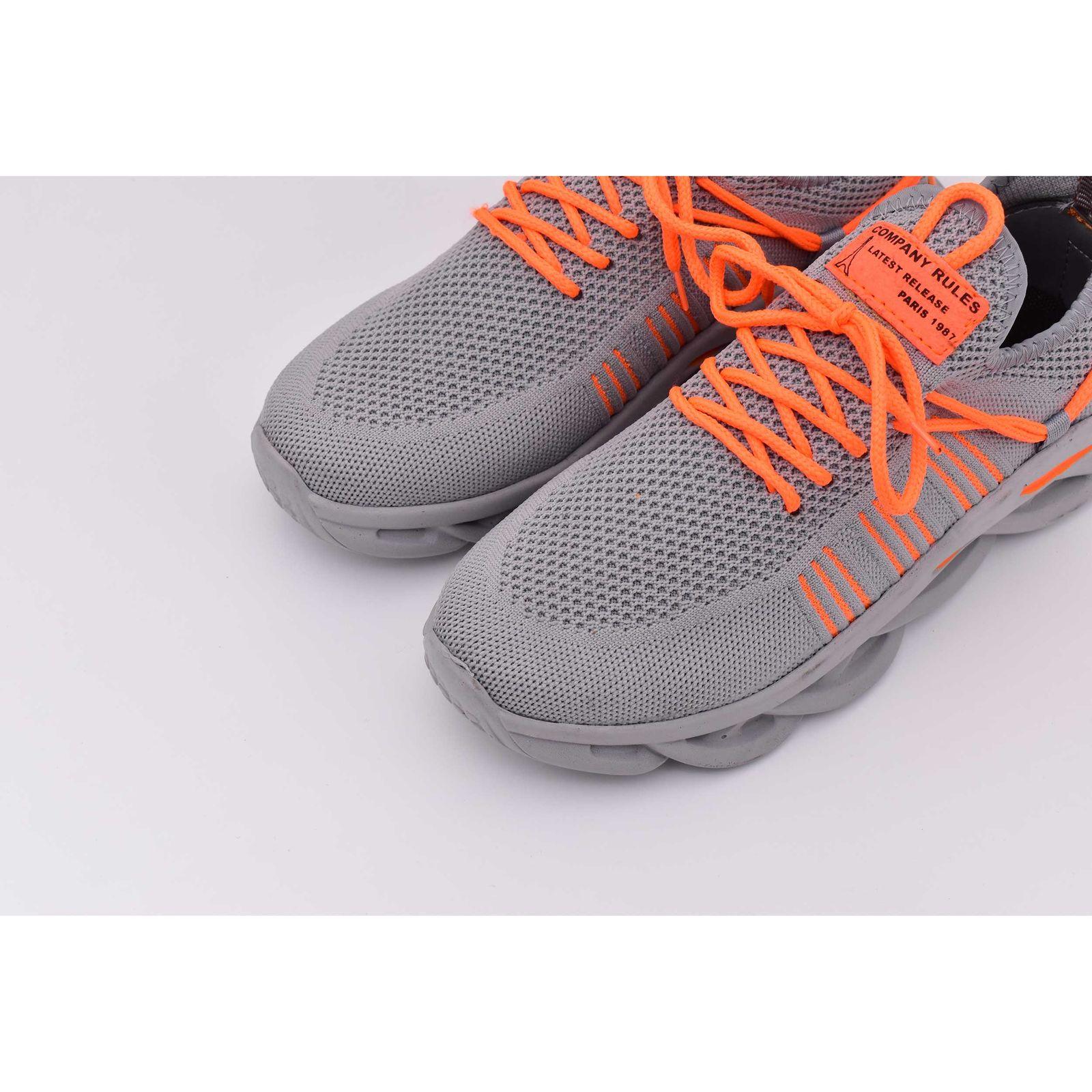 کفش دویدن مردانه مدل پارسا کد B1071-2 -  - 5
