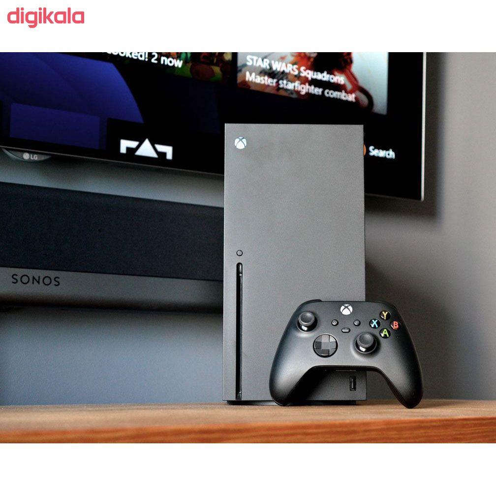کنسول بازی مایکروسافت مدل XBOX SERIES X ظرفیت 1 ترابایت main 1 14