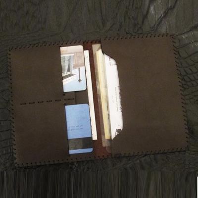 کیف مدارک مردانه کد 023