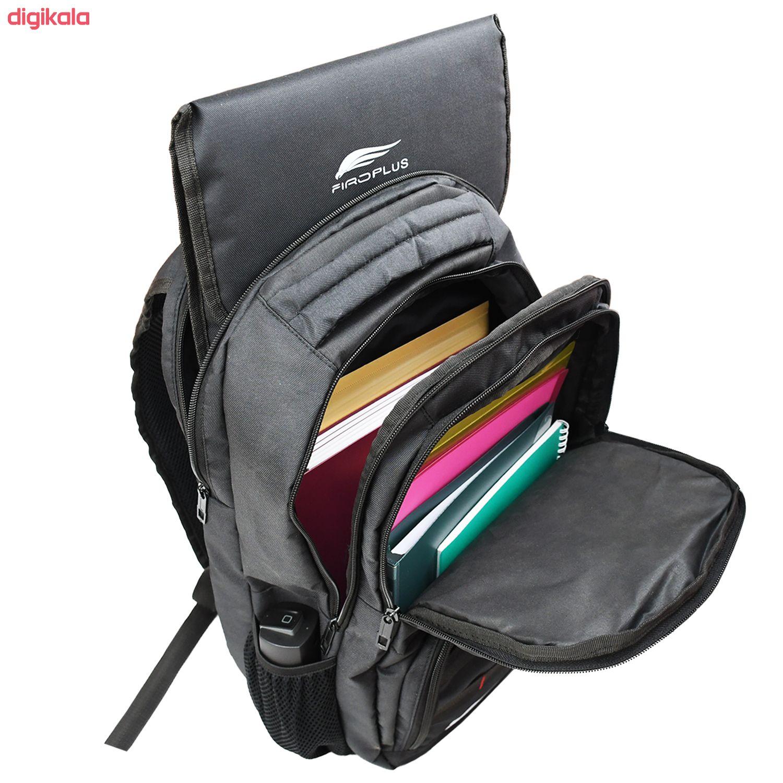 کوله پشتی لپ تاپ فیرو پلاس کد 650 مناسب برای لپ تاپ 15.6 اینچی main 1 22