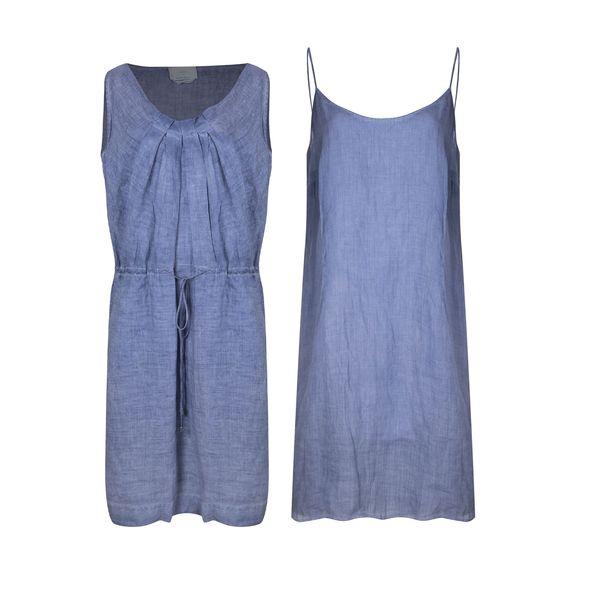 پیراهن زنانه مارینا رینالدی مدل 32221300040582 مجموعه 2 عددی
