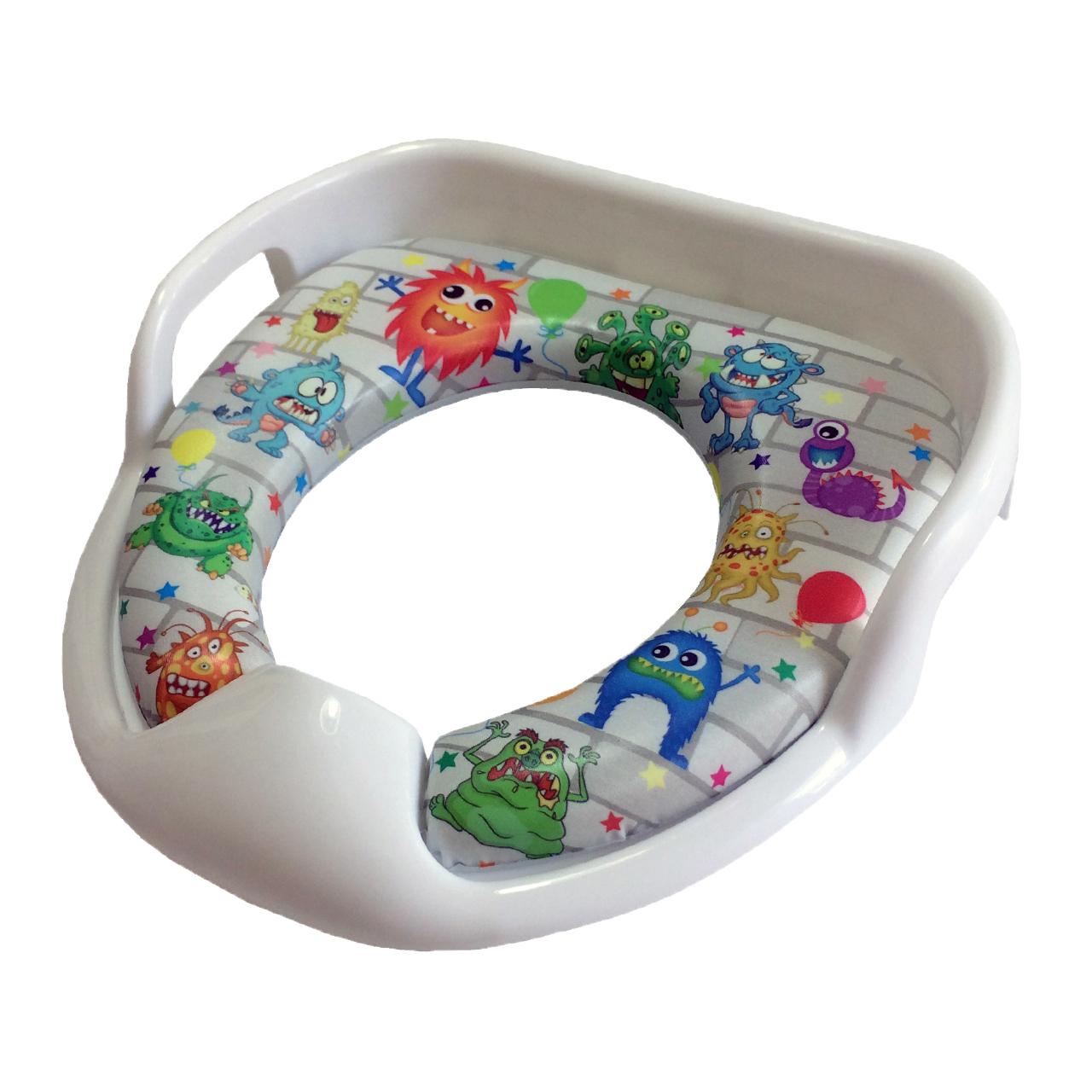 تبدیل توالت فرنگی کودک طرح Germs کد PK-H316