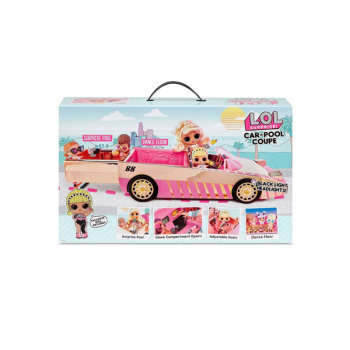 اسباب بازی شانسی ال او ال سوپرایز مدل ماشین
