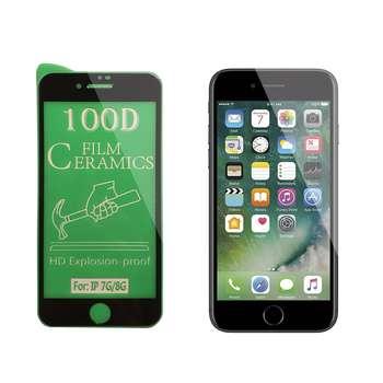 محافظ صفحه نمایش سرامیکی مدل FLCRG01to مناسب برای گوشی موبایل اپل iPhone 7
