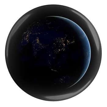 پیکسل طرح کره زمین مدل S3133
