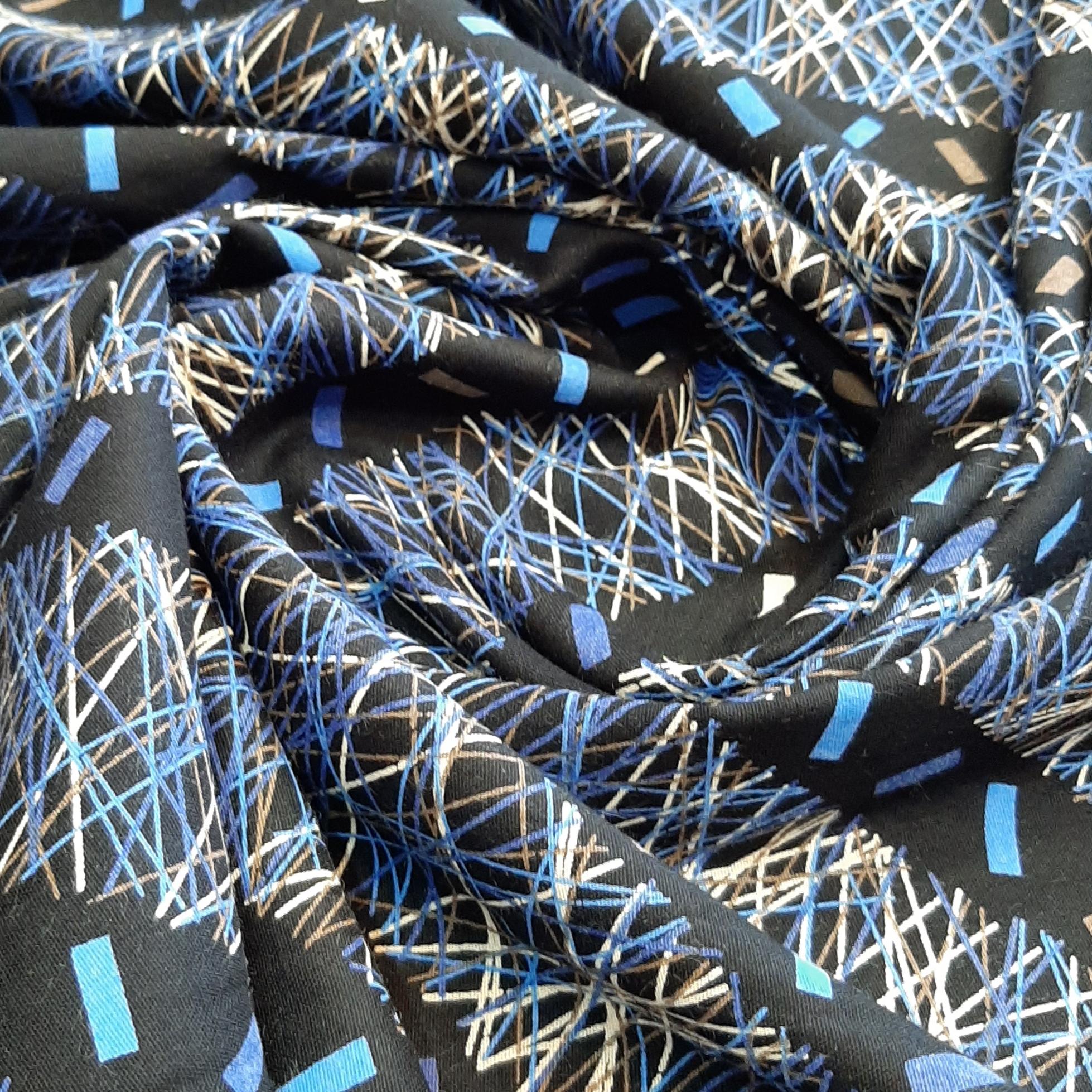 خرید                      پارچه لباس طرح خط دار کد ۲۹۷