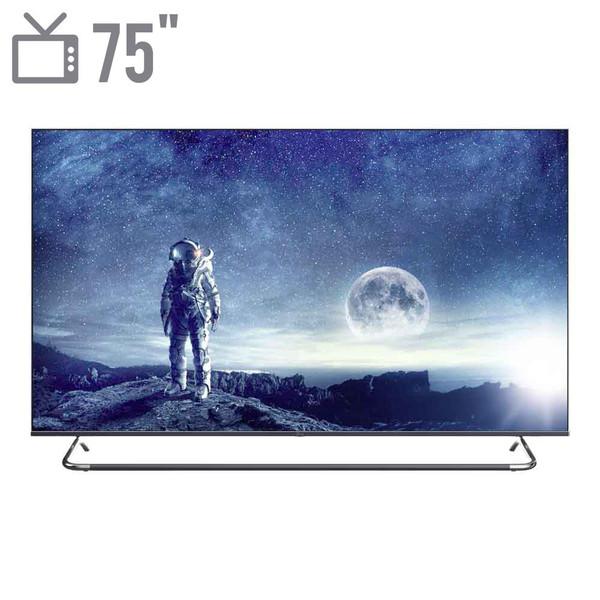 تلویزیون ال ای دی هوشمند جی پلاس مدل GTV-75KE921S سایز 75 اینچ